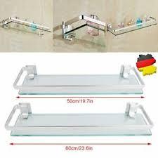 spiegelablage in badezimmer ablagen schalen körbe günstig