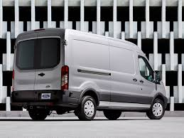 Commercial Truck Success Blog: All-New Ford Transit: Better Gas ...