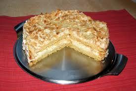eierlikör orangen baiser torte mit verpoorten