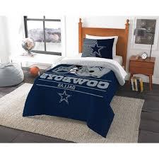 Bedroom Sets Walmart by Nfl Dallas Cowboys Sheet Set Walmart Regarding Dallas Cowboys