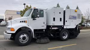 100 Cng Truck For Sale 2009 Sterling Schwarze M6000SE CNG Broom Sweeper YouTube