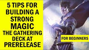 28 magic the gathering deck building guide deck builder