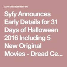 Syfy 31 Days Of Halloween 2017 by Image Result For Awesome Halloween Costumes Miscl Pinterest
