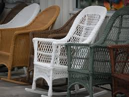 What Is Resin Wicker? All-Weather Wicker Furniture Resin Wicker Porch Rockers Easy Care Rocker Charleston Rocking Chair Camel Back Chairs Set Of Two White Summer Outdoor Belwood With Floral Cushions 3pc Cushion And End Table Faux Book Pocket Coral Coast With Khaki The Portside Plantation All Weather Tortuga