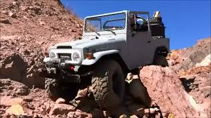 RC4WD FJ Cruiser - Rc Scale 4X4 Toyota Truck Rock Crawling - Hell's ...