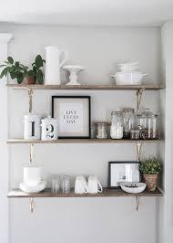 offene küche regale die ideen verzieren alle dekoration