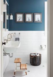 Blue Bathroom Ideas To Inspire Your Remodel | Bathroom Ideas ... Blue Ceramic Backsplash Tile White Wall Paint Dormer Window In Attic Gray Tosca Toilet Whbasin With Pedestal Diy Pating Bathtub Colors Farmhouse Bathroom Ideas 46 Vanity Cabinet Netbul 41 Cool Half And Designs You Should See 2019 Will Love Home Decorating Advice Wonderful Beautiful Spaces Very Most 26 And Design For Upgrade Your House In Awesome How To Architecture For Bathrooms All About House Design Color Inspiration Projects Try Purple
