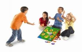 Giveaway Learning Resources Smart Toss Bean Bag Game Ends 8 25