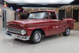 1963 Chevrolet C10 | Classic Cars For Sale Michigan: Muscle & Old ... 1963 Chevrolet C10 Carstrucks Pinterest Chevy C10 And Used Cars Greene Ia Trucks Coyote Classics Chevy 12 Ton Semi Custom Pickup 1964 Pickup Bagged Youtube 1965 Truck For Sale In Texas 2019 20 Top Car Models Home Farm Fresh Garage Crosscountry Road Warriors Cross Paths At Hemmings Cruise Tci Eeering 471954 Suspension 4link Leaf 195556 Big Window Transportation Shortbed Pickup Rat Rod For Sale Chevrolet