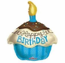 happy birthday boy cupcakes Happy Birthday Cupcake Boy Happy
