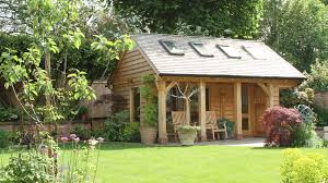 100 Log Cabin Extensions 10 Oak Frame Garden Room Design Ideas Real Homes