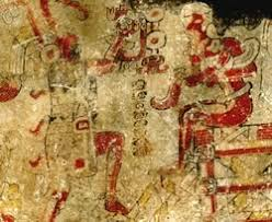 San Bartolo Murals National Geographic by Egyptsearch Forums Early Egyptian Glyphs Reveal Mayan Language