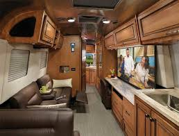 100 Airstream Interior Pictures Classic Comfortably Travel With Four Guests