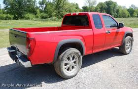 100 Pick Up Truck Song 2006 Chevrolet Colorado Ext Cab Pickup Truck Item EI9132