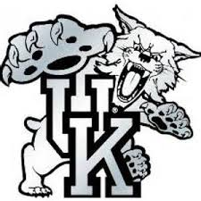 Uk Wildcats Basketball Coloring Pages Tridanim
