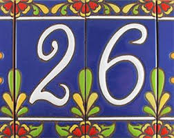 7 best address tile images on address numbers licence