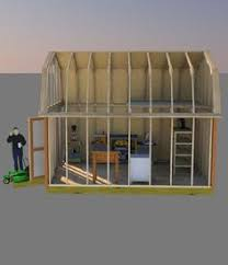 Saltbox Shed Plans 12x16 by Saltbox Shed Building Plans 32 8x12 10x14 Or 12x16 Outdoor