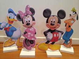 How To Make Mickey Mouse Clubhouse Charactor Centrepieces ... Minnie Mouse Room Diy Decor Hlights Along The Way Amazoncom Disneys Mickey First Birthday Highchair High Chair Banner Modern Decoration How To Make A With Free Img_3670 Harlans First Birthday In 2019 Mouse Inspired Party Supplies Sweet Pea Parties Table Balloon Arch Beautiful Decor Piece For Parties Decorating Kit Baby 1st Disney