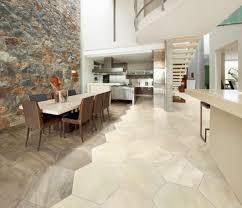 tiling trends 2016 hexagon floor tile modern industrial and