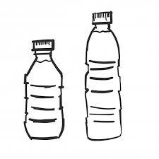 Water Bottle Vectors s and