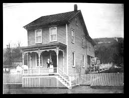100 Centuryhouse 19th Century House With Porch And Baby Nice Detailing On T Flickr