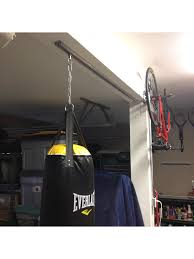 Heavy Bag Ceiling Bracket by Tuffrail Com