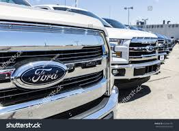 Lafayette Circa June 2017 Local Ford Stock Photo 652364776 ...