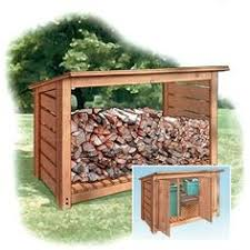 how to build a firewood storage shed get shed plans pinterest