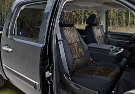 Coverking Neoprene Seat Covers Camo - Velcromag