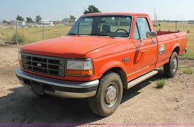 1996 Ford F250 HD XL Pickup Truck | Item AJ9315 | SOLD! Octo...