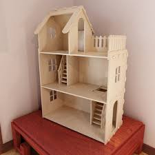 Dollhouse Miniature Furniture Accessories For Barbie Bathroom Living