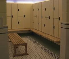 clean and comfortable avoiding errors in locker room and