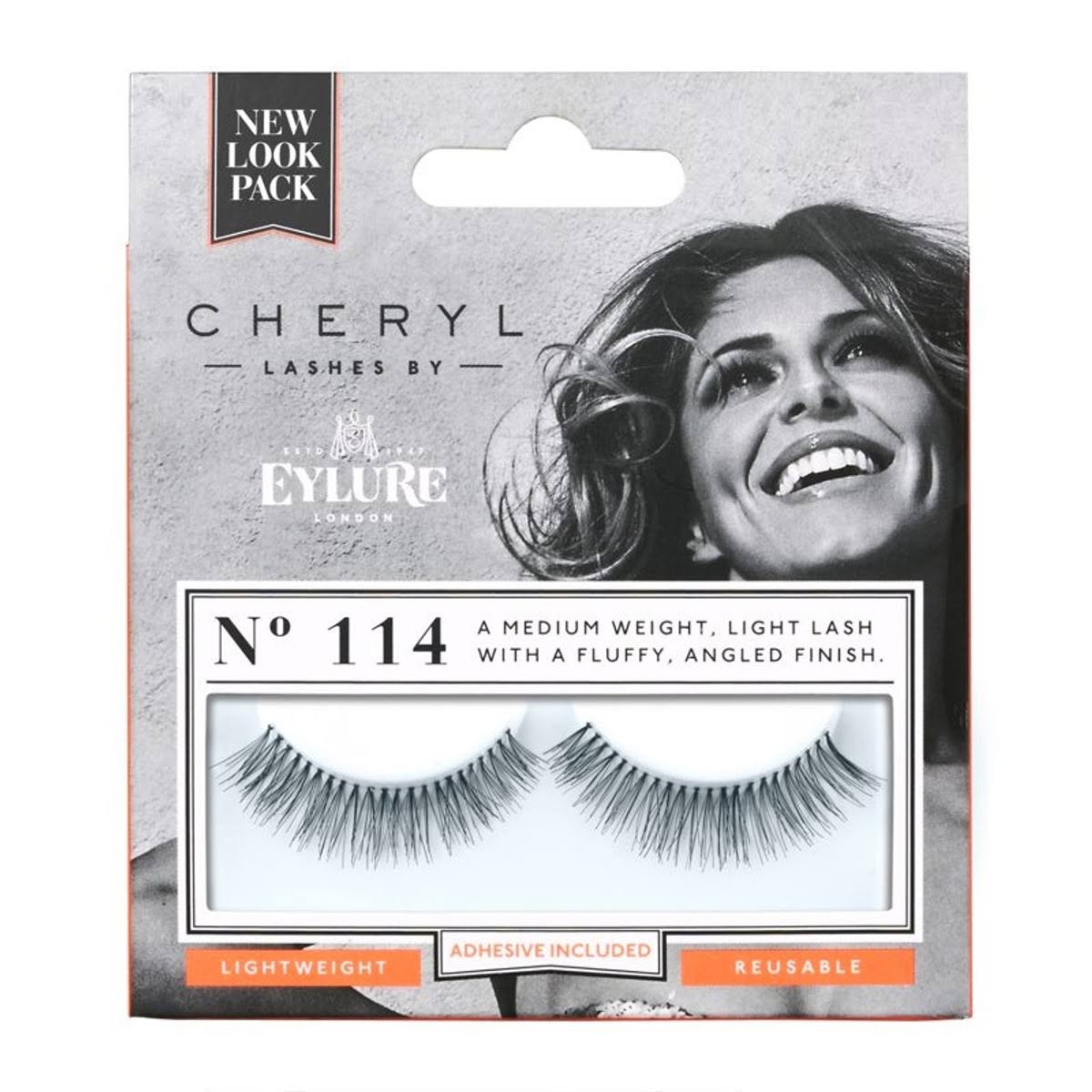 Eylure Cheryl Lashes False Lashes - No. 114