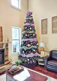 Silver Tip Christmas Tree Los Angeles by Best 25 Teal Christmas Tree Ideas On Pinterest Teal Christmas