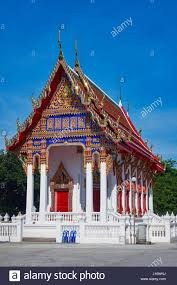 100 Banglamung Buddhist Thailand Temple Newly Constructed Chonburi