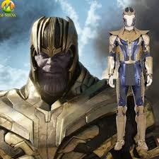 Detail Feedback Questions About Avengers Infinity War Thanos Costume