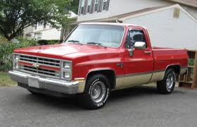 File:81-87 Chevrolet CK.jpg - Wikimedia Commons Prices Skyrocket For Vintage Pickups As Custom Shops Discover Trucks 2019 Chevrolet Silverado 1500 First Look More Models Powertrain 2017 Used Ltz Z71 Pkg Crew Cab 4x4 22 5 Fast Facts About The 2013 Jd Power Cars 51959 Chevy Truck Quick 5559 Task Force Truck Id Guide 11 9 Sixfigure Trucks What To Expect From New Fullsize Gm Reportedly Moving Carbon Fiber Beds In Great Pickup 2015 Sale Pricing Features At Auction Direct Usa