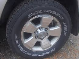 Mastercraft HSX Touring Tires - Toyota 4Runner Forum - Largest ...