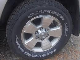100 Mastercraft Truck Tires HSX Touring Tires Toyota 4Runner Forum