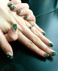 Flocking Powder For Christmas Trees by Christmas Month 2014 Tutorial 3d Christmas Trees Nails For