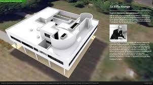visite virtuelle maison moderne visite virtuelle de la villa savoye de le corbusier archigraphie