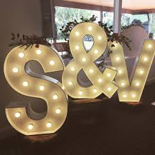 The Big Bright Letter Co Sydney Party And Event Hire
