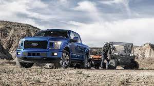 100 Ford Truck Lineup F150 Claims BestInClass Gas Mileage Towing Capacity