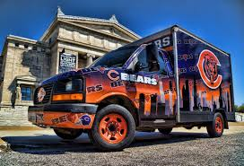 Chicago Bears Fan Tailgating Party Vehicle - Mr. Kustom Chicago Tailgating Truck Best Image Kusaboshicom Ultimate Vehicle Imagimotive Top 10 Vehicles Charleston Beer Works Tailgate Grills For Trucks In 82019 Bbq Grill Truck 1czc 733 Youtube Lsu Fire Blakey Auto Plex Dealership Blog Guide To Hottest 2016 Wheelfire Rivals Season 7 Osu Ride 1941 Flatbed Pickup Idea Ever Tailgating Convert Your Tractor Supply Custom Tailgaters The Vanessa Slideout Kitchen Is Next Level Insidehook Tv Archives Big Game Trailers