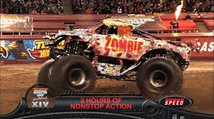 100 Monster Truck Jam 2013 3 Hours Of World Finals Action Airs On SPEED 52513 8PM ET