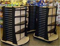 STORFLEX Designs And Manufactures Custom Wood Shelving Fixtures Across A Variety Of Product Categories Constructed To Match The Quality Our Standard