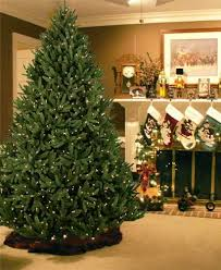 Pre Lit Artificial Christmas Trees Pictures
