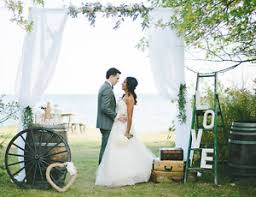 Wedding Decoration RENTALS Available For Your Rustic Vintage