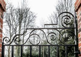 Metal Garden Arbors Laurensthoughts High Quality 2 Arbor With