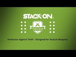Stack On Security Cabinet Accessories by Stack On Tactical Fire Resistant Gun Safe With Electronic Lock And